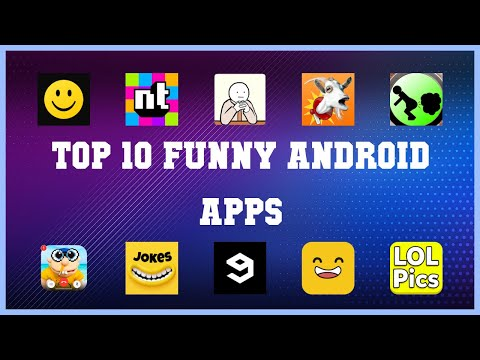 Top 10 Funny Android App | Review