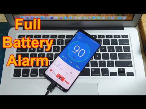 Best Full Battery Alarm App for Android