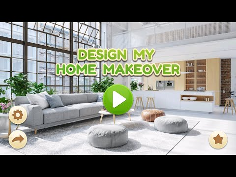 Design My Home Makeover: Words of Dream House Gameplay Android/iOS