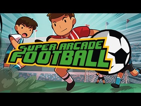 SUISSE vs FRANCE - SUPER ARCADE FOOTBALL - # 04 - Let's Play