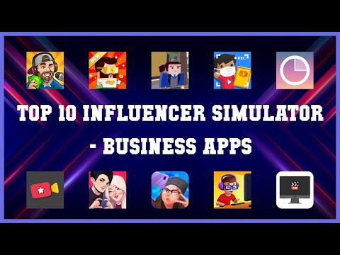 Top 10 Influencer Simulator Android Apps