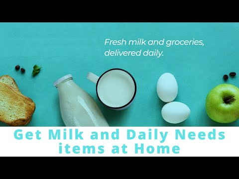 Supr Daily App | Daily Needs items at Home | Online App for Daily Milk Delivery