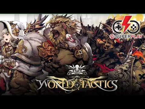 World of Tactics Gameplay Android/iOS by SUPERPLAY (No Commentary)