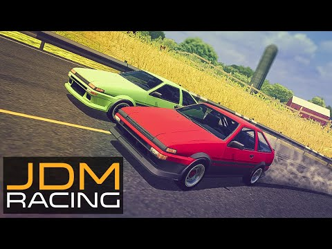 video review of JDM Racing