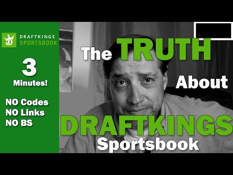 DraftKings Sportsbook Review in Just 3 Minutes - Everything you need to know with no hidden agenda