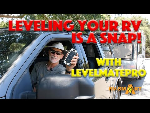 How To: Quick & Easy RV Leveling