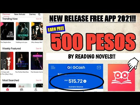 HOW TO EARN GCASH MONEY 2021! EARN FREE ₱500 BY READING NOVELS, LEGIT PAYING APP IN PHILIPPINES 2021