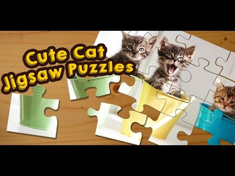 video review of Cats Jigsaw Puzzles Games