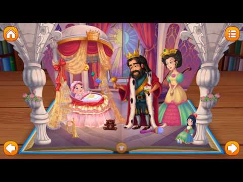video review of Fairy Tales ~ Children's Books, Stories and Games