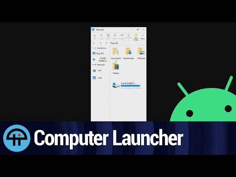 Computer Launcher for Android