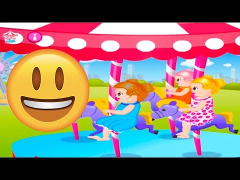 Fun Baby in Theme Park - Free Online Game   App Download