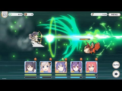 Princess Connect! Re:Dive - Android Gameplay