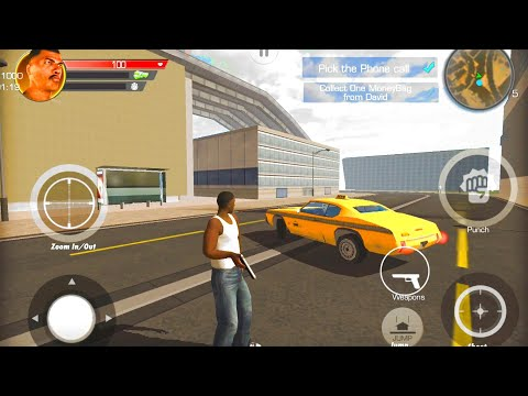 San Andreas Auto Gang Wars: Grand Real Theft Fight #3