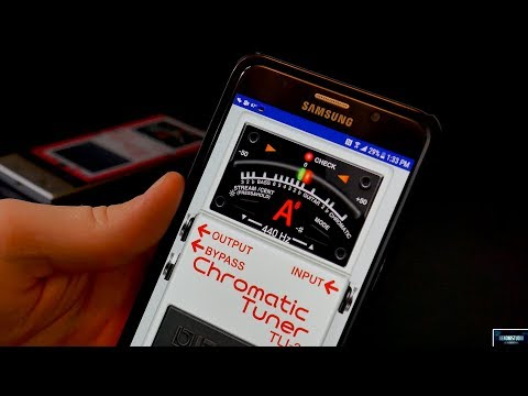 BOSS TU-3 TUNER | GRAB THE FREE APP [ANDROID & iOS] 📱🤘