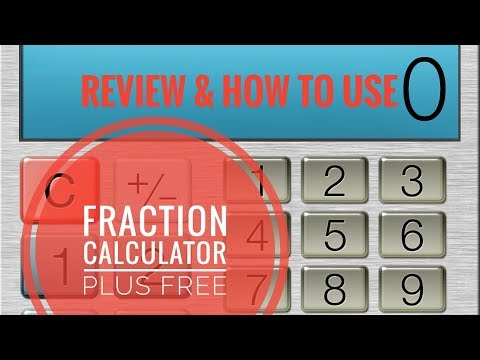 Fraction Calculator Plus for Android - Demo and Review