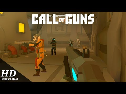 CALL OF GUNS Android Gameplay [1080p/60fps]