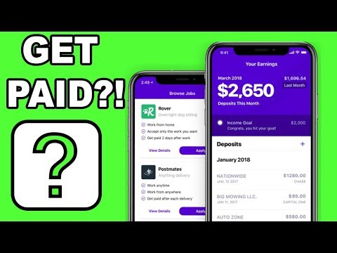 Get PAID Fast ?! - Steady App Review - Is it Good ?