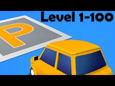 Park Master Level 1-100 All Coins & Keys Android iOS
