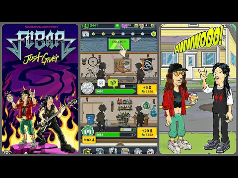 Fubar - Idle Party Tycoon (Gameplay Android)