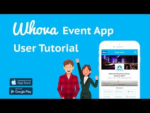 video review of Whova