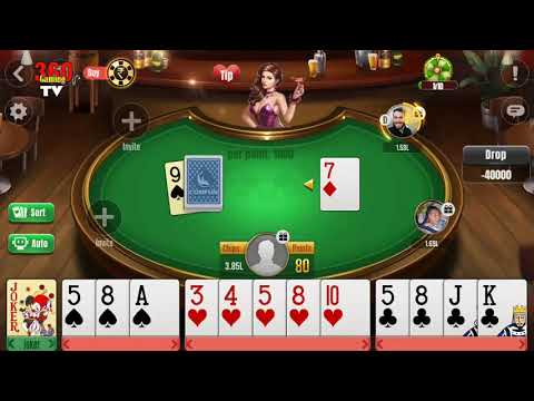 Indian Rummy Comfun-13 Card Rummy Game Online   Android Gameplay 710
