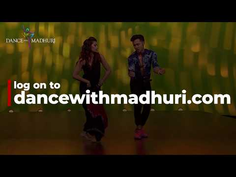 video review of Dance with Madhuri Android App