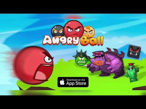 video review of Angry Ball Adventure