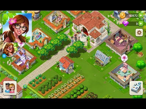 My Spa Resort: Grow, Build & Beautify GamePlay Android Mobile / role playing