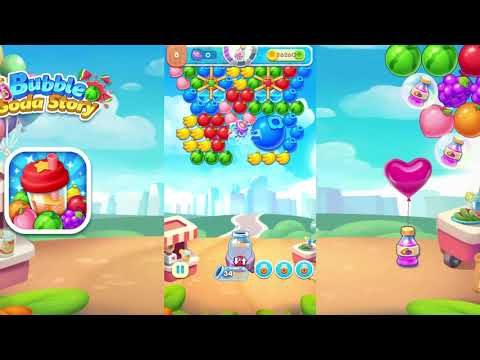 video review of Bubble Soda Story