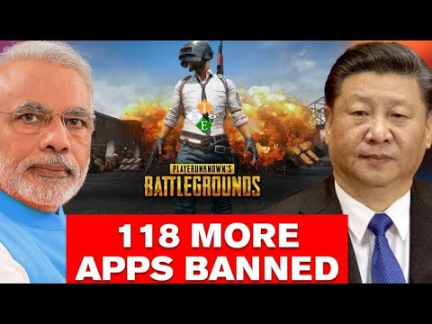 complete list of the 118 mobile apps that have been banned today