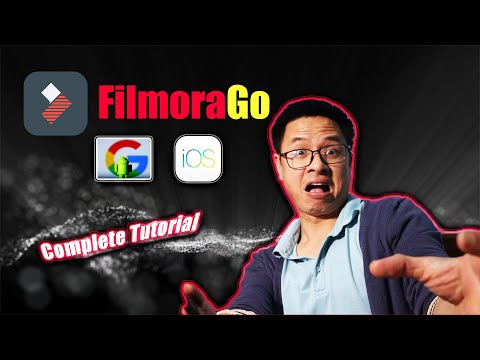 FilmoraGo Tutorial For Beginners - Best Video Editing Application For Android