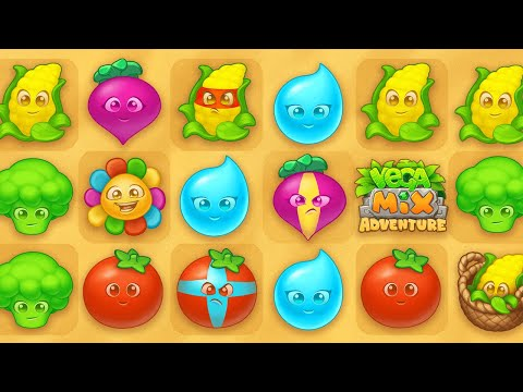 video review of JungleMix Match-3 Game Puzzles
