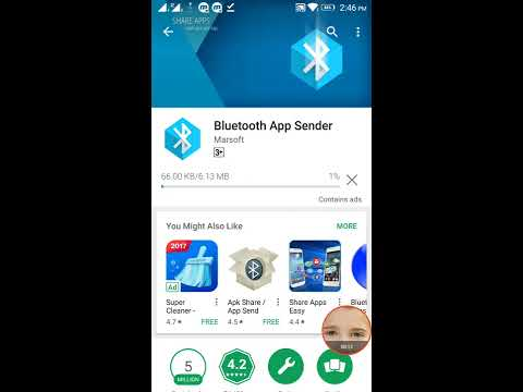 Best Review on Bluetooth app sender for Android, iOS, PC & Windows 10/8.1/8/7