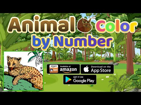 video review of Animals Paint by Number