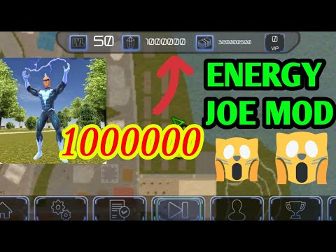 ENERGY JOE MOD UNLIMTED MONEY