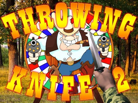 video review of Throwing Knife
