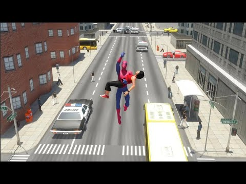 Super Spider Hero: Ultimate City Fight - Android Game Play #3