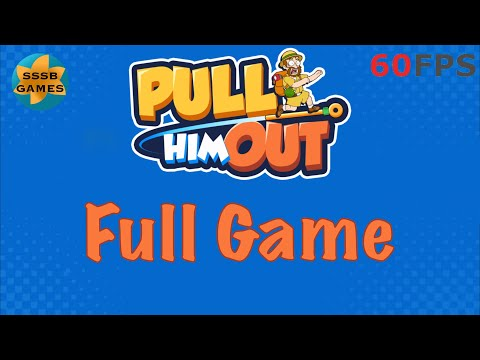 Pull Him Out: Full Game , iOS/Android Walkthrough By (Xmgameclub)