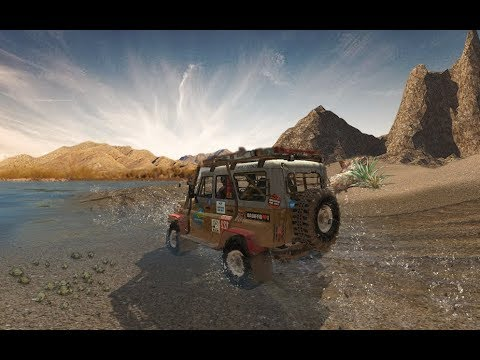 Offroad Xtreme Jeep Driving Adventure - Android Gameplay
