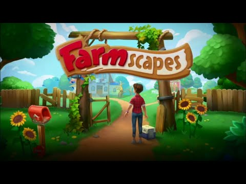 Farmscapes Gameplay Android/iOS