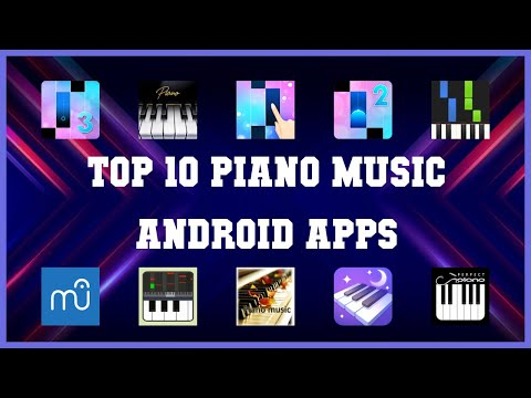 Top 10 Piano Music Android App | Review