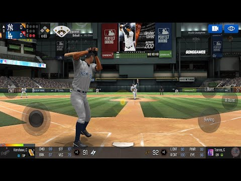 MLB Perfect Inning 2020 Android Gameplay