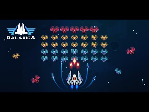 video review of Galaxiga