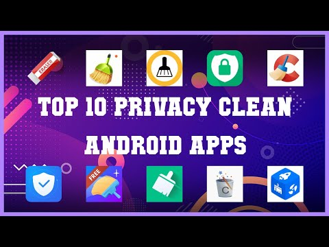 Top 10 Privacy Clean Android App | Review