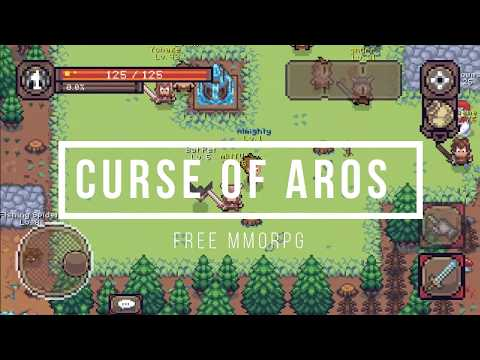 video review of Curse of Aros - MMORPG
