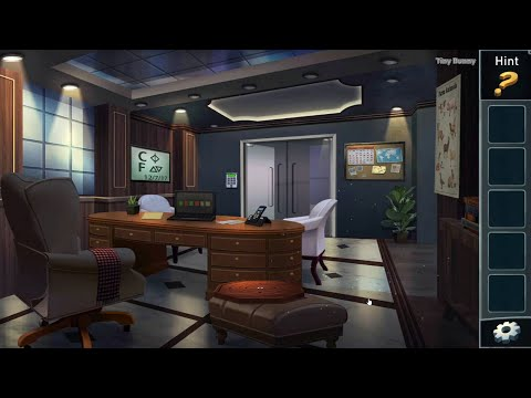 Prison Escape Puzzle Chapter 12 Office Escape Walkthrough (Big Giant Games)