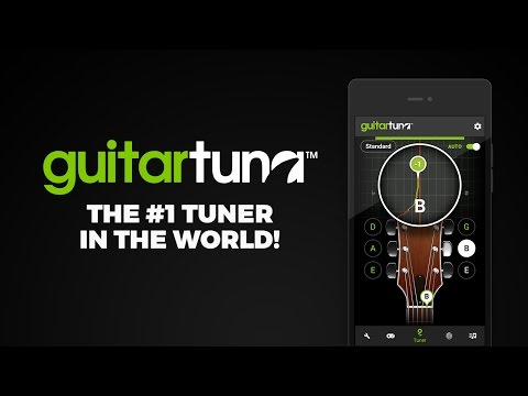 video review of GuitarTuna