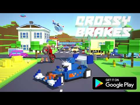 video review of Crossy Brakes