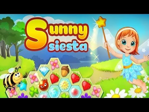 Sunny Siesta: Match 3 : Android Game
