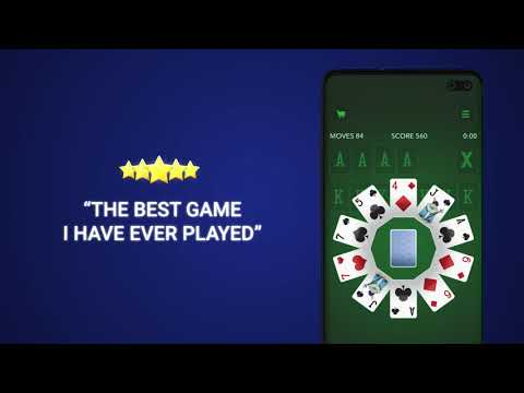 video review of Solitaire Guru: Card Game